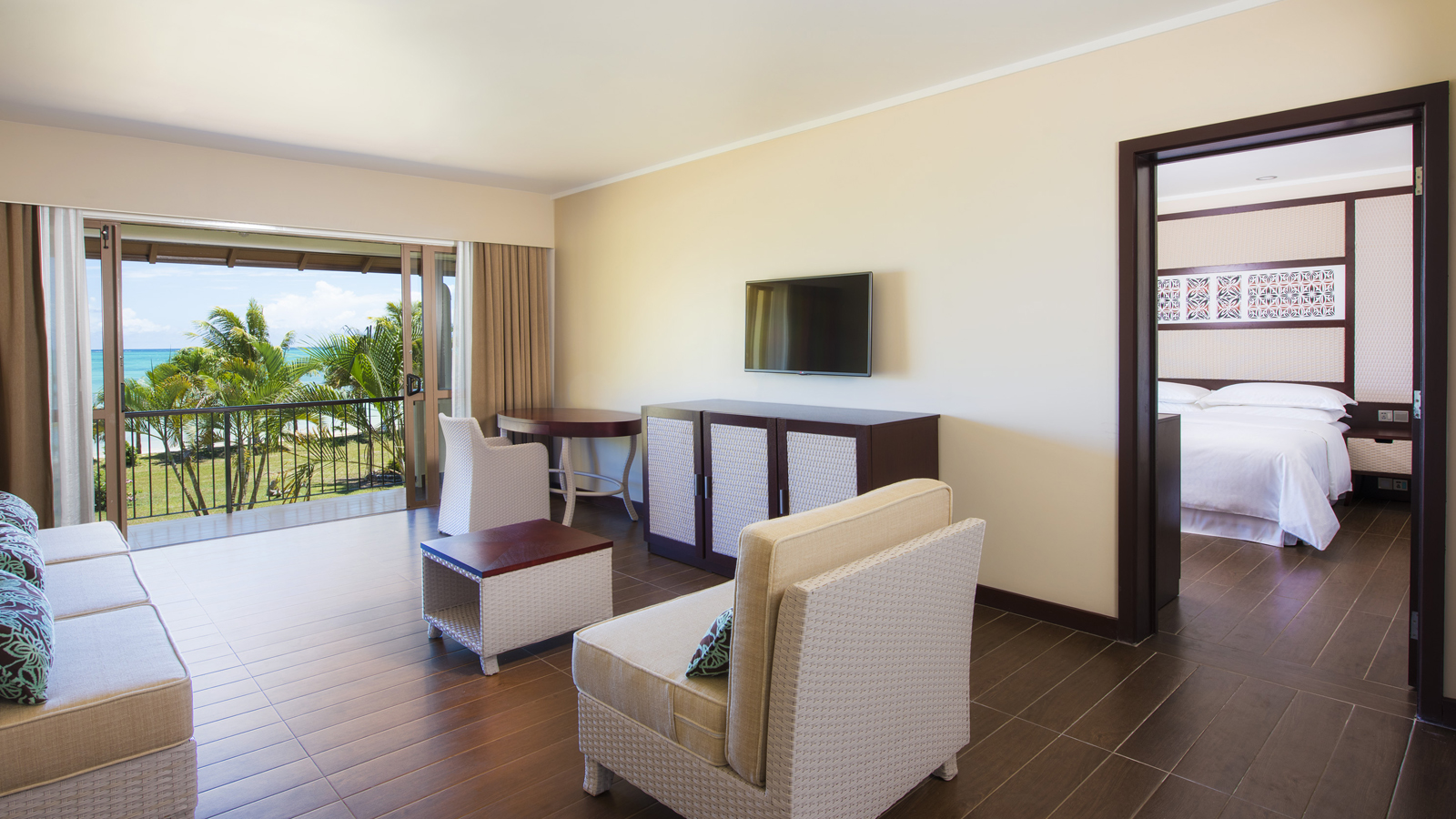 Executive One Bedroom Suite